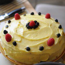 Лимонный пирог - топ 6 рецептов приготовления